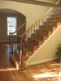 How To Install Stair Banister American Staircrafters Of Maryland Staircase And Stair Rail