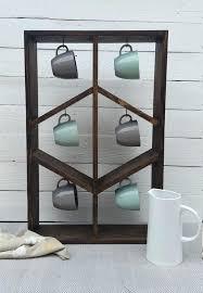 under cabinet coffee mug rack hang coffee mugs under cabinet fun and practical coffee mugs storage
