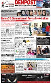 edisi 16 februari 2015 by denpost issuu