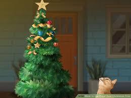 cat friendlyhristmas tree ornaments glass black tuxedo