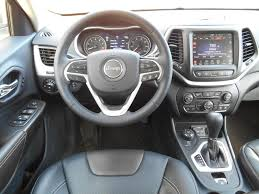 cadillac jeep interior test drive 2014 jeep cherokee limited the daily drive