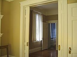 can you use an existing door for a barn door pros cons of pocket door installation networx