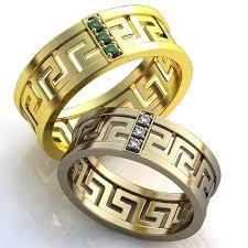 beautiful rings wedding images Emerald diamond engagement rings wedding ring set beautiful jpg
