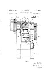 patent us2784665 safety knuckle joint press google patents