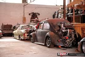 Awesome Car Garages Slammed Cars Superfly Autos