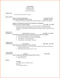 Statistician Resume Cover Letter Relevant Coursework On Resume Resume For Your Job Application