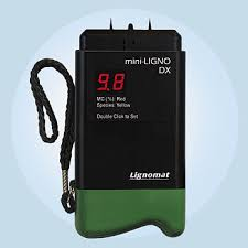 overview of lignomat s pin moisture meters