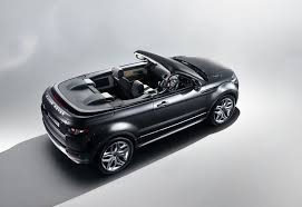 range rover sport concept range rover evoque convertible concept to be revealed at the 2012