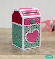 valentines mailbox american crafts xoxo valentines mailbox by corri garza using svg