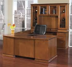 mentyp213 mendocino series u shaped desk w hutch office star
