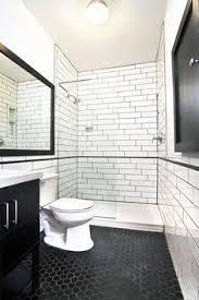 Hexagon Tile Bathroom Floor by Subway Tile Bathroom Ideas Subway Tiles Bathroom Ideas