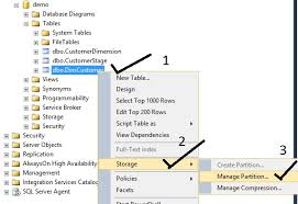 table partitioning in sql server sql server 2012 database partitioning technet articles united