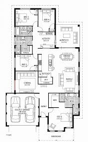 3 bedroom home plans house plan fresh foundation plan of a 2 storey house foundation