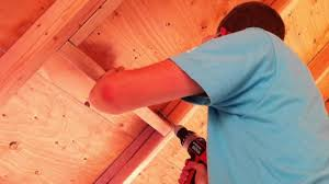 Tack Tiny House by Tiny Tack House Making The First Cut For Skylight Youtube