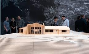 portland art museum goes big on legendary local architect john