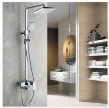Bathroom Shower Price Best Quality Bathroom 3 Function Shower Faucet Shower Set Chrome