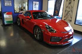 porsche red interior porsche cayman gt4 carmine red carbon fiber interior heavily o