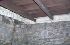 Spray Foam Insulation For Basement Walls by Spray Foam Insulation In Kansas City Mo The Hayes Company