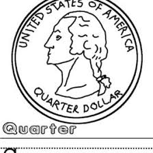 coloring pages quarter coloring pages quarter drawing and coloring pages marisa
