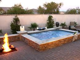 Small Backyard Pools by Pools For Small Backyards With Pic Of Contemporary Mini Swimming