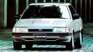 subaru leone coupe subaru leone full time 4wd 1 8 gtii turbo aa7 u002711 1986 u201388 youtube