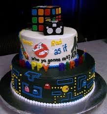 Totally Awesome Birthday Cakes Rediscover The 80s