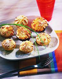 boursin cuisine recette recette chignons farcis au boursin