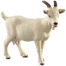 amazon com schleich domestic goat toy figure toys u0026 games