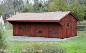 backyard horse barns animal structures horse barns backyard unlimited
