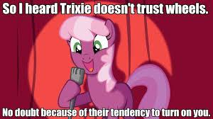 Trixie Meme - 193226 cheerilee cheerilee pun exploitable meme meme pun