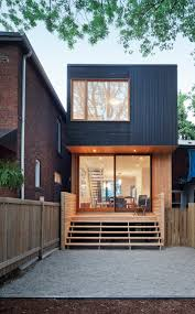Small Modern Homes by Great Modern House In Toronto From Architects Modernest Home