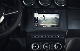renault duster 2018 2018 rear camera