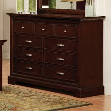 Espresso Secretary Desk by Shop Homelegance Glamour Espresso 9 Drawer Dresser At Lowes Com