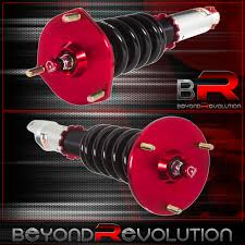 lexus sc300 insurance 91 00 lexus sc300 400 rwd sport red black full adjustable coilover