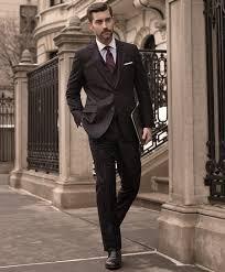 men u0027s non iron slim fit contrast collar french cuff dress shirt