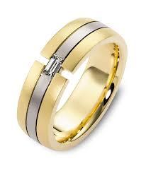 damas wedding rings diamonds