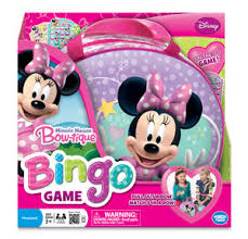 minnie mouse bowtique bingo toys