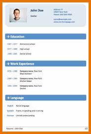 resume template word on mac resume template microsoft word test
