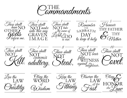 free printable ten commandments coloring pages printable