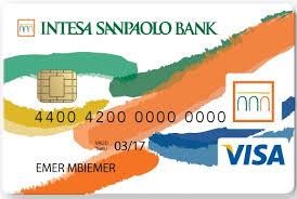 intesa banking inspire launch of the new visa debit card from intesa sanpaolo