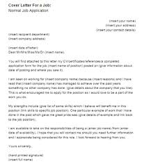 how to write the perfect cover letter for a job 7 employment what