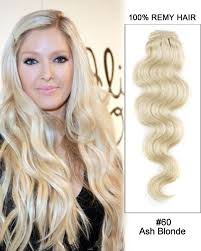 hairstyles with body wave hairnfor 60 ash blonde 60