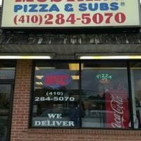 pizza mustang mustang pizza subs pizza place