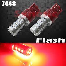 red bulb right car u0026 truck led light bulbs ebay