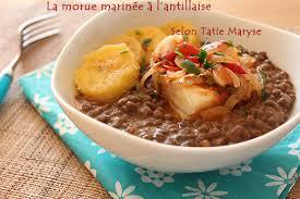 cuisine morue plaisir et délices avec la recette de la morue marinée
