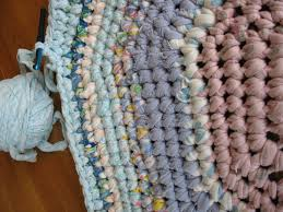 crochet rug patterns free how to crochet rag rugs