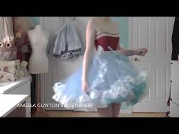 how to make a petticoat a cinderella inspired petticoat angela clayton s