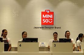 Japanese Designer by Japanese Designer Brand Miniso Opens At Sm City Iloilo A Not So