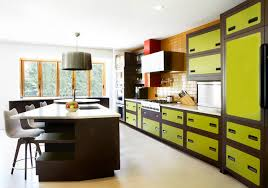 70 S Style Furniture 70s by 70 U0027s Inspired Kitchen