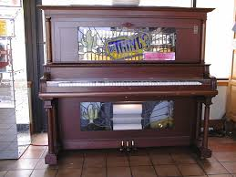 player piano roll cabinet mechanical music digest pictures